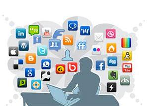 midias sociais - atendimento online