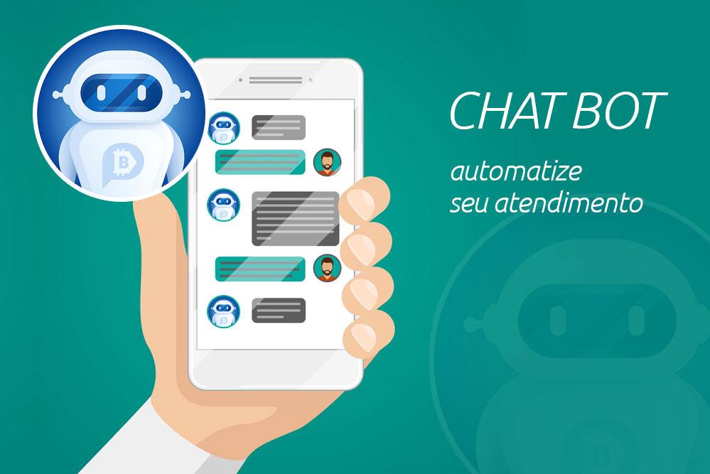 Chatbots – O futuro no atendimento de clientes. Veja como funciona.