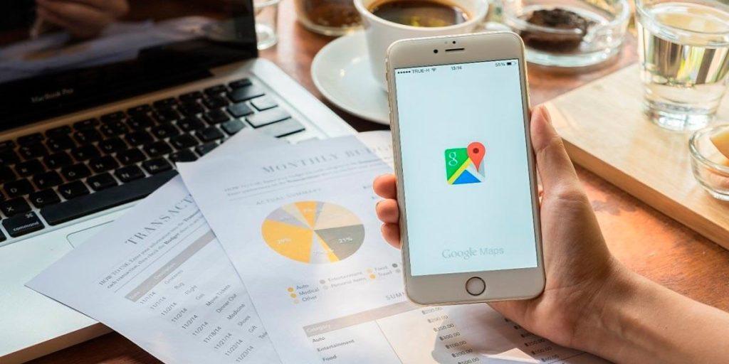 google my business no celular