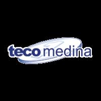 logotipo teco medina