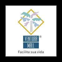 logotipo ventura mall