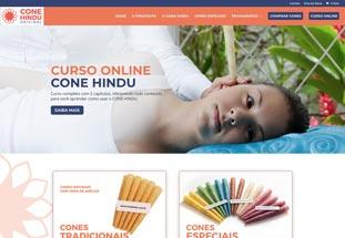 ecommerce cone hindu